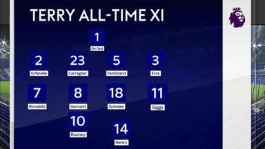Terry's non-Chelsea PL XI