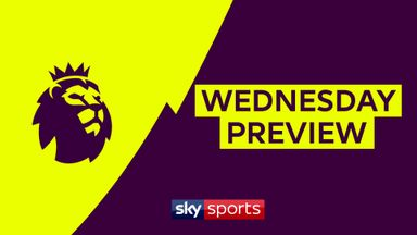 Premier League Wednesday Preview