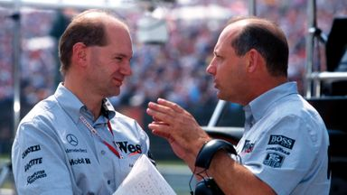 Newey: How i turned Ron Dennis purple