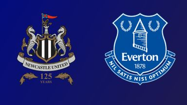 Newcastle v Everton