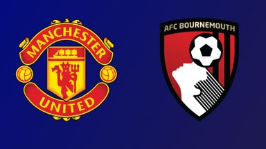 Man Utd v Bournemouth
