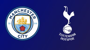Man City v Tottenham