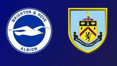 Brighton v Burnley