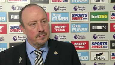 Benitez: We were not lucky