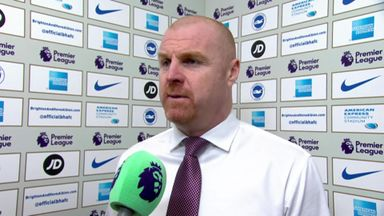 Dyche: A hard fought point