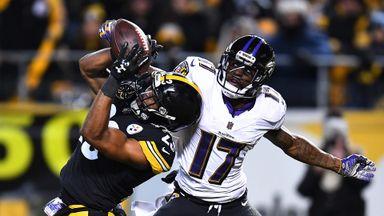Ravens 38-39 Steelers