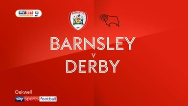 Barnsley 0-3 Derby