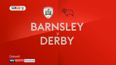 Barnsley 0-3 Derby