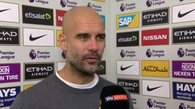 Guardiola: Momentum is important