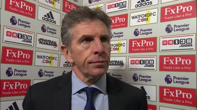 Puel: Result was harsh