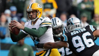 Packers 24-31 Panthers