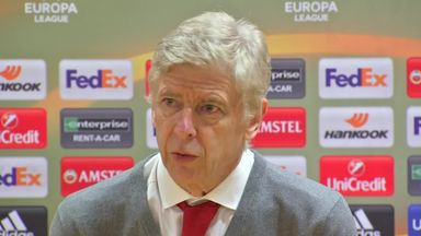 Wenger defends stay-away fans