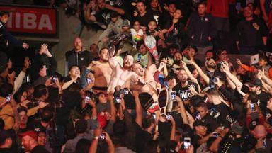 Samoa Joe costs The Shield