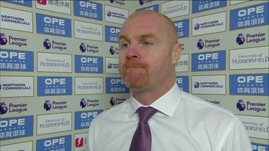 Dyche: Impossible not to give penalty