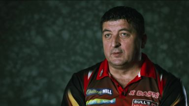 The Mensur Suljovic Story
