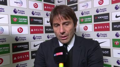 Conte: Hazard played very well