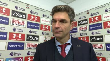 Pellegrino: We weren't focused