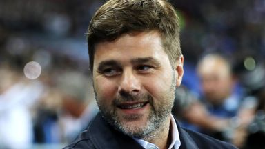 Poch praises Spurs progress