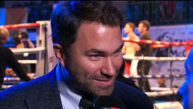Hearn: Three fights for Fury