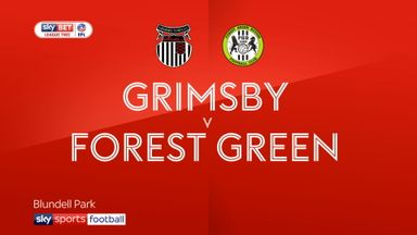 Grimsby 1-0 Forest Green