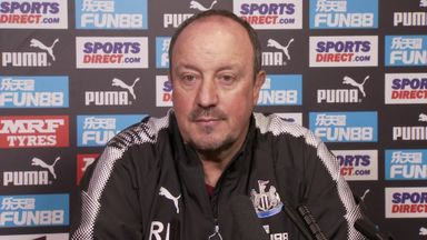 Benitez unsure on January funds