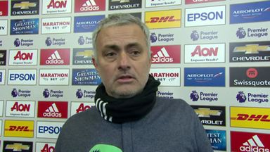 Mourinho praises Shaw and McTominay