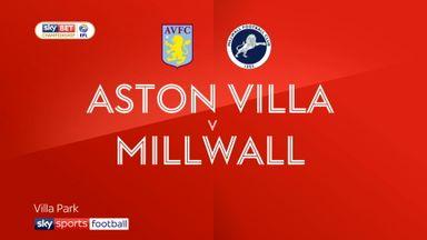 Aston Villa 0-0 Millwall