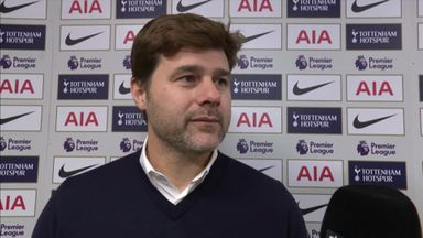 Poch praises Kane's achievement