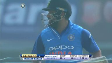Best of Rohit's 208 not out