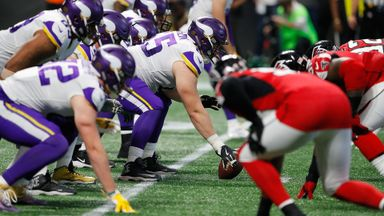 Vikings 14-9 Falcons