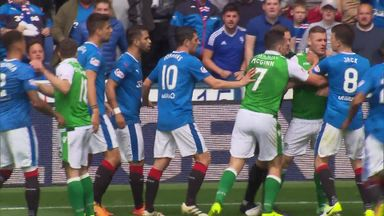 Throwback: Rangers 2-3 Hibs