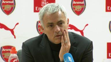Mourinho mocks Lacazette recovery