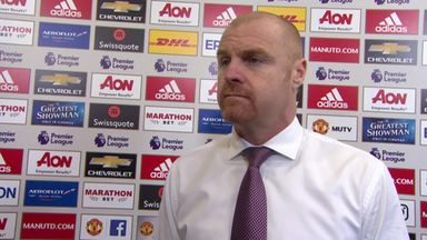 Defour improvement pleases Dyche
