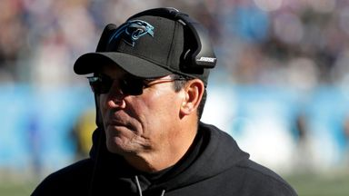 Rivera taken aback by Panthers sale