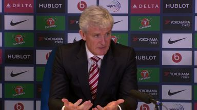 Hughes boosted by fresh players
