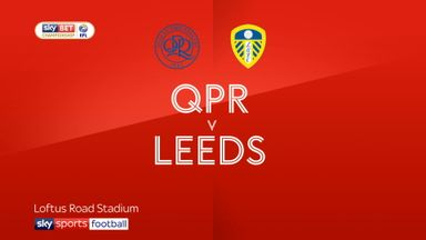 QPR 1-3 Leeds