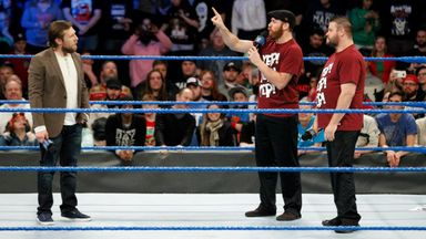 Owens & Zayn occupy SmackDown