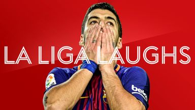 La Liga Laughs - 18th December
