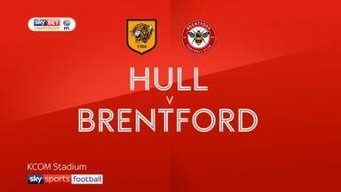 Hull 3-2 Brentford
