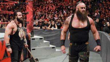 Strowman dismantles Elias