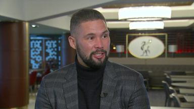 Bellew: Derby nerves worse than boxing