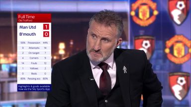 McInally: United were 'bang average'