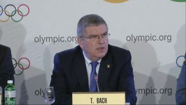 'An unprecedented attack on Olympics'