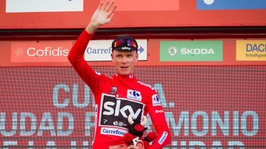 Froome: I'm no cheat