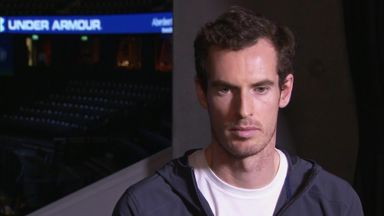 Murray: Goals have changed
