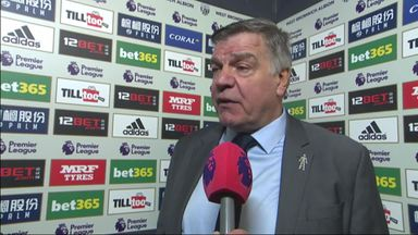 Allardyce: It's a great point
