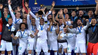 Club World Cup Final: R.Madrid 1-0 Gremio