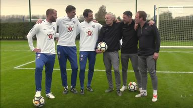 You Know The Drill | Chelsea legends