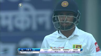India v SL: T3 D4 highlights