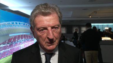 Hodgson: Palace recovering from start